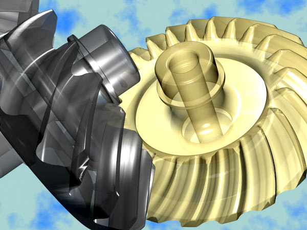 Click here to see CAD images of gear drives generated by Stepan Lunin.