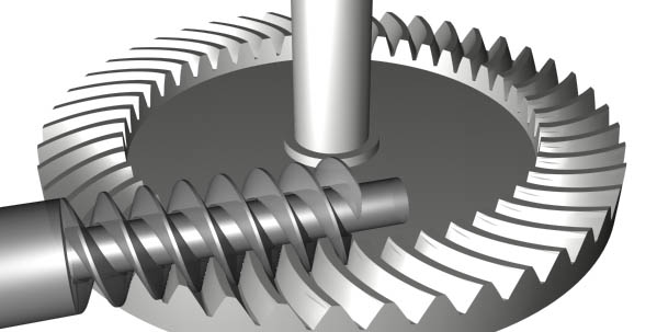 Bevel Gear Animation : Mechanical subjects videos